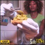 Shit-Butter Cookies Preparation – xMochaPuffx – Poop Videos, Smearing, Toilet Slavery