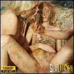 Extremely HardCore ScatFuck. Part 10 – Aria – New Dirty Scat Group Sex