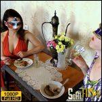 Carolina and Alice eat their poop – ModelNatalya94 – Couples, Toilet Slavery, Pee