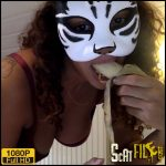 Banana Request video – kinkycat – Poop Videos,New Scat Solo, Toilet Slavery