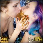 Lesbian Scat Kisses Extreme And Hard Shit Fucking By Jelena And Shakira Blade