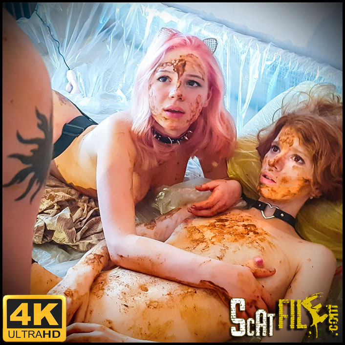 Russian Scat Top Models Erotic And Pervert- The Scat Threesome By ...