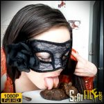 Xtreme Enormous Scat Swallow Without Camera Stop By Top Babe Lina Exclusive SG- Video