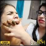 Scat Teacher And Her18 Years Old Stupid Student By Barbara Rose And Damina Del Costa
