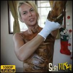 Scat Body Smear With Rubber Gloves On – MissAnja – New Poop Videos