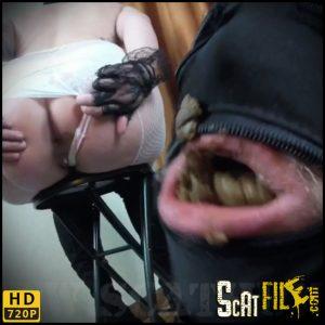 Scarlett The Scat Harlot – Scathunter – New Amateur Scat, femdom scat