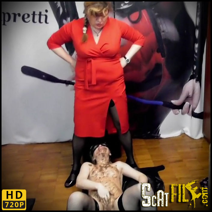 Trash mouth of slavegirl, always at hand – Mistress – Scat and ...