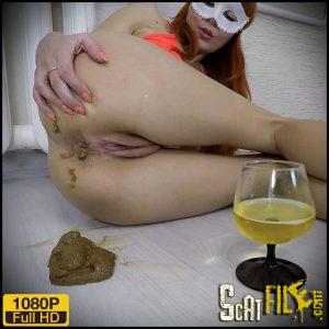 Pretty Shit & Pretty Feet – marcos579 – new scat solo, big shit pile, pissing