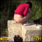 New Toilet Slave Mark Spat On Mistress – MilanaSmelly – Scat and Piss Femdom