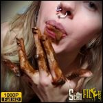 Messy Tentacle Tasting Ride – xxecstacy – new Scat Solo, Amateurs Scat