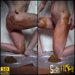 Let me poop – wera_fit – Scat Solo, Amateurs Scat, big shit pile, new shitting