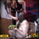 Eat this biggest shit you pig's snout, toilet – Natalia Kapretti – Toilet Slavery