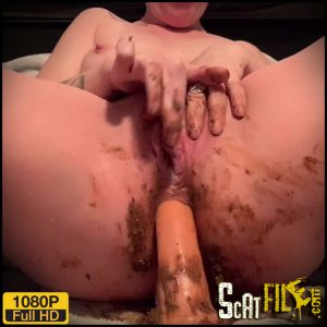 Shitgasm number two – XshayXshayX – Scat Solo, Amateurs Scat