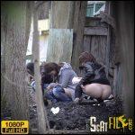 Hidden Shit camera – amateurs scat, scat, defecation, scatology, poop