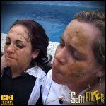 Lesbian Scat Military Girls – Scat Elite NO.2-SCENE-2 SG-Video scat
