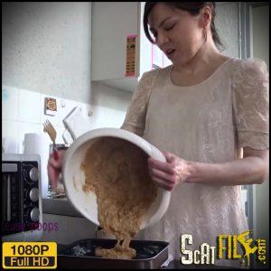Gateau a la Merde Poop Cake – peteuse – Poop Videos, Toilet Slavery