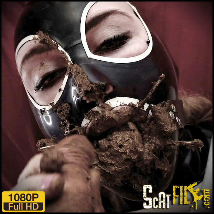 latex mouth full of shit – DirtyBetty – Extreme Scat Porn ...