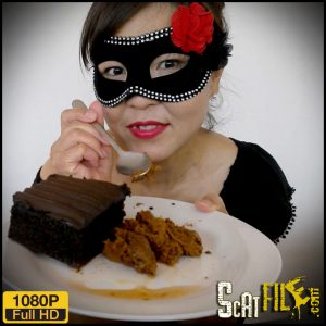 Chocolate Shit Mud Cake – JapScatSlut – Poop Videos, Scat Solo, Amateurs Scat