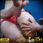 Caramel suprise – liglee – Poop Videos, Scat Solo, Smearing, Amateur scat