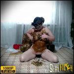 Dirty Olga starts BDSM games – ModelNatalya94 – Poop Videos, Toilet Slavery