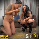 Back To The Humiliation – Victoria , Jaqueline – NewMFX Lesbian Scat MF-8416-1