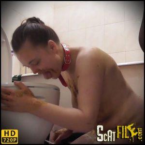 Confesses toilet bowl love – Natalia Kapretti – Scat Solo, Smearing, Toilet Slavery