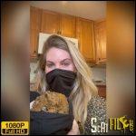 Desperate Kitchen Panty Poop (First Vid!) – Sophia_Sprinkle – Amateurs Scat