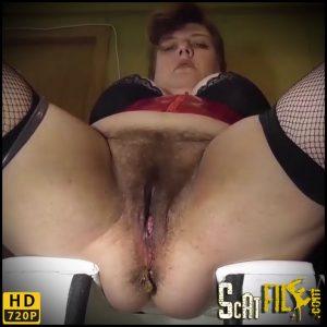 Want be toilet slave, you'll eat shit – Natalia Kapretti – Scat, Toilet Slavery