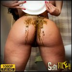 Smearing my dinner – Brownsensations – Extreme Scat, Perverted Scat Sex