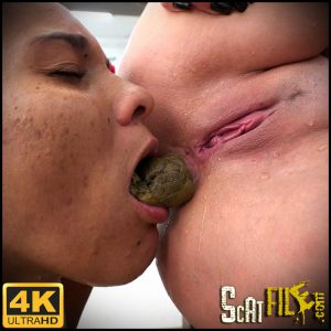 Dirty Student – Lisa Black , Manuela – NewMFX Lesbian Scat MF-8492-1