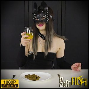 Scat Pee Spitting – Dinner for You – HouseofEra – Extreme Scat Porn