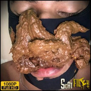 Three compiled hot shit in the mouth – AngelVictory05 – Pee, Poop Videos