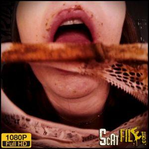 Ex girfiernd panites – HotDirtyIvone – extreme scat, scat swallow, shitting porn