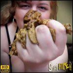 My shit don't fit into your mouth – Natalia Kapretti – Poop Videos, Toilet Slavery