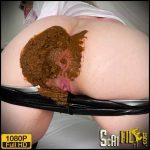 Sneaky Stepdad Panty Poop Seduction – Sophia_Sprinkle – Shit Pooping, Scat Solo