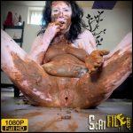 Mega Shit & Smear – dirtygardengirl – Scat Solo, Amateurs Scat porn