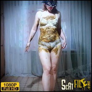 Olga's body is all in shit – ModelNatalya94 – Poop Videos, Smearing, Toilet Slavery