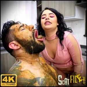 My Dirty Bitch – Daniel Santiago , Tay  – NewMFX VIP Scat Porn MF-8687-1