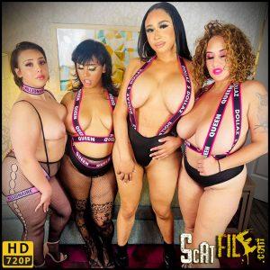 Scathunter – GIRLS ONLY SCAT PARTY PT.2 (Stephanie Submits) – Valentina, Raquel, Stephanie, Imani